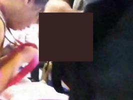 แพร่ ว่อน อินเตอร์เน็ต คลิป หนุ่ม ช่วยตัวเอง บน รถไฟฟ้า บีทีเอส BTS