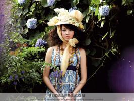แฟชั่น น่ารัก สดใส สไตล์ แพตตี้ อังศุมาลิน จาก นิตยสาร สุดสัปดาห์