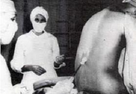 7 การทดลองที่โหดเหี้ยมที่สุดในประวัติศาสตร์ โหดเหี้ยม อดีต น่ากลัว สยอง 7 Absolutely Evil Medical Experiments