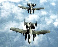 A-10 Warthog (Thunderbolt II) เครื่องบินรบสุดเท่ยอดนิยม