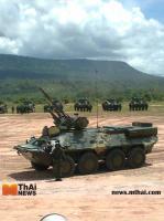 กองทัพไทย, ทหาร, รถหุ้มเกราะยูเครน, รถหุ้มเกราะไทย, รถเกราะ, ไทย