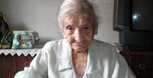 มาเรีย โกเมซ วาเลนติม คุณยาย อายุ มาก สุด ในโลก เสียชีวิต แล้ว