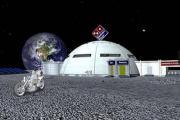 โดมิโน'ส พิซซ่า...เล็งเปิดสาขาบนดวงจันทร์