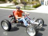 รถโกคาร์ทไฟฟ้า, electric car, Z-Kart