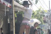 ชายหรือหญิง วาบหวิว เต้นยั่ว วันไหลสงกรานต์ สัตหีบ