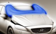 ถุงลมนิรภัย คนเดินถนน รถยนต์ อุบัติเหตุ Volvo