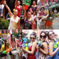 สงกรานต์ 2556 อินสตาแกรมดารา เล่นน้ำ Instagram วันสงกรานต์