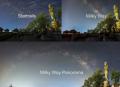 ถ่ายภาพจุดเดียวกัน แต่ได้ภาพที่แตกต่างกัน