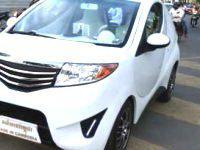 Angkor Car รถพลังไฟฟ้าฝีมือชาวกัมพูชา
