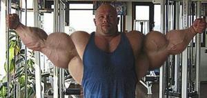 นักกล้าม  Body Builders ร่างกายของพวกเค้านี่เกินคำว่า มนุษย์ ไปละ
