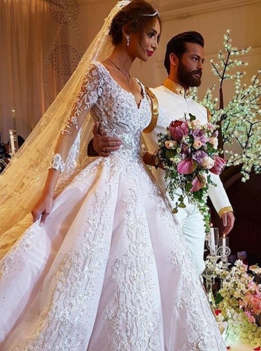 Арабская свадьба в фото