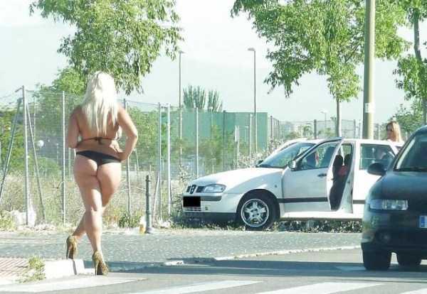 проституткы на дорогах москвы